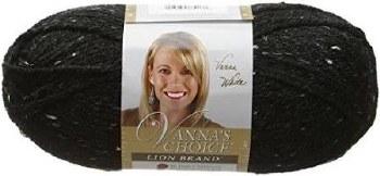 Vanna's Choice Yarn- Obsidian