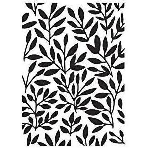 Darice Embossing Folder- Backgrounds- Vine