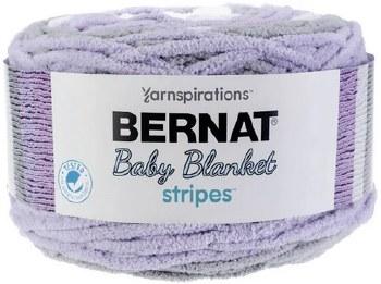 Baby Blanket Yarn- Violets
