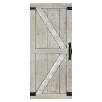 """Barn Door Wall Art- 12""""x28"""""""