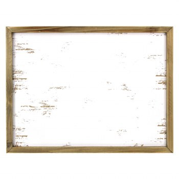 """Sign Blank with Distressed Insert- 11.5""""x15.5"""""""