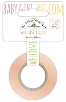 Bundle of Joy Washi Tape - Baby Girl