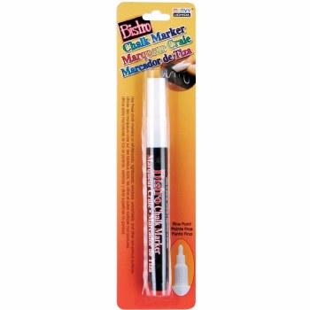 Bistro Chalk Marker, Fine Tip- White