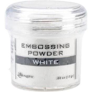 Embossing Powder- White