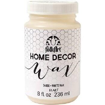 FolkArt Wax 8 oz - White