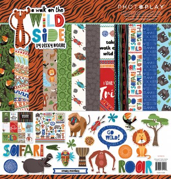 A Walk on the Wild Side Collection Kit