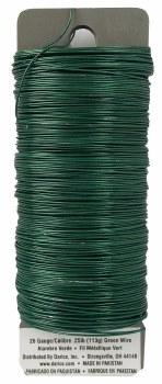 Wire, 26 Gauge- Green