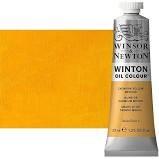 Winsor & Newton Oil Color, 37ml- Cadmium Yellow Medium