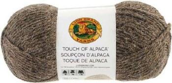 Touch of Alpaca Yarn- Wood