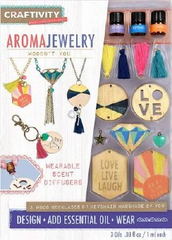Aroma Jewelry Kit- Woodn't You