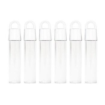 Storage Jars- Vials, Small 6pc