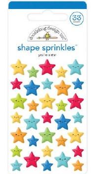School Days Shape Sprinkles- You're A Star