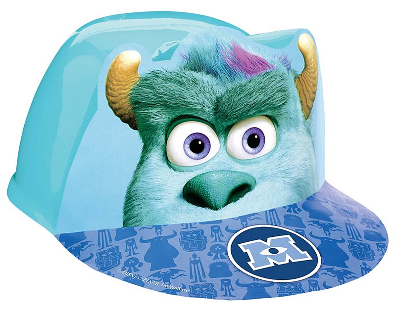 Disney Monsters University Vac Form Hat Party Unlimited Supplies