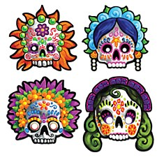Day Of The Dead Masks
