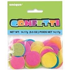 Multi-Color Tissue Confetti