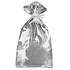 Silver Cello Bags 10ct