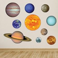 10 Solar System Cutouts