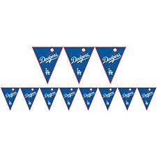 Los Angeles Dodgers Pennant Banner