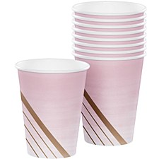 Rose All Day 12oz. Cups