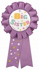 """""""Big Sister"""" Award Ribbon"""