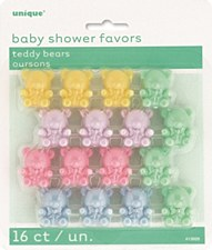 Teddy Bear Picks - Assorted Colors