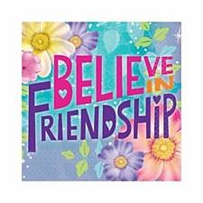 Best Friends Faires Bev.Napkins