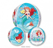 Little Mermaid Disney Princess Orbz