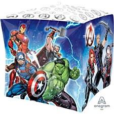 "15""Avengers Cubez"