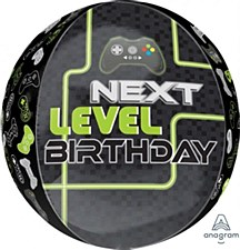 """15""""Level Up Birthday Orbz"""