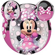 """15""""Minie Mouse Forever Orbz"""
