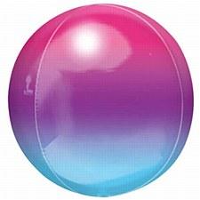 """15""""Purple & Blue Orbz"""