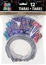 New Year Tiaras