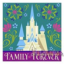Disney Frozen Bev. Napkins