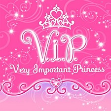 16 BEV VIP DREAM PARTY NAPKIN