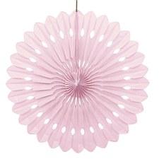 Pink Decoeative Fan