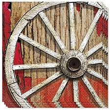 Rodeo Western Lunch Napkin