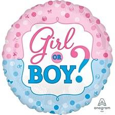 "18""Gender Reveal"