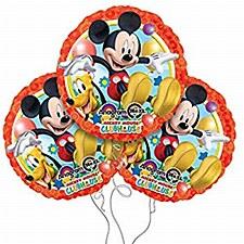 """18"""" Mickey & Pluto"""