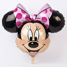 Minnie Mylar Decorative Balloon