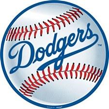 Los Angeles Dodgers Cutout