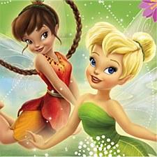 Disney's Tinker Bell Bev.Napkins