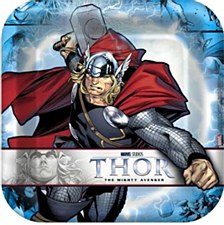 "9""Thor Plates"