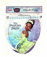 The Princess & The Frog Fairytale Day Banner