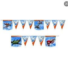 Planes Celebration Banner