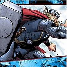 Thor Lunch Napkin