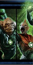 Green Lantern Tablecover