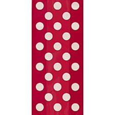 20 Red Polka Dots Cello Bag