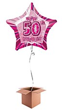 "20"" Prismatic 50th Birthday"