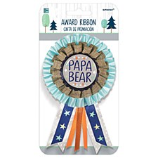 Wearable Papa Bear Pin