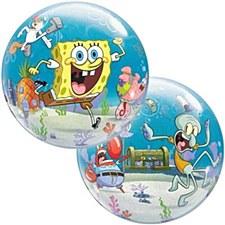 Spongebob Squrepants Bubbles